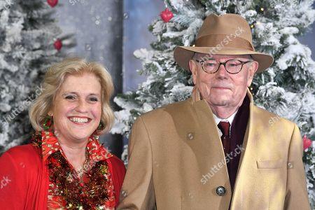 Stock Image of Hilary Amanda Jane and Michael Whitehall