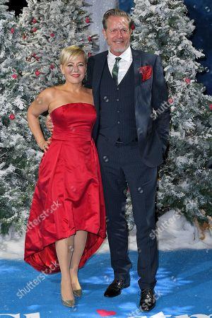 Editorial image of 'Last Christmas' film premiere, London, UK - 11 Nov 2019