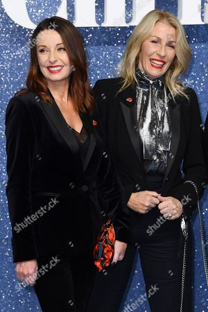 Bananarama - Keren Woodward and Sara Dallin