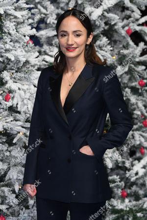 Editorial photo of 'Last Christmas' film premiere, London, UK - 11 Nov 2019