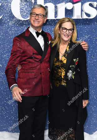 Paul Feig and Laurie Feig