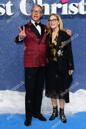 Editorial picture of 'Last Christmas' film premiere, London, UK - 11 Nov 2019