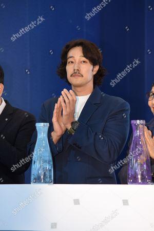 Stock Photo of So Ji Sub