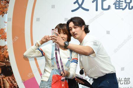 Editorial picture of Korea tourism promotion, Taipei ITF, Taiwan - 09 Nov 2019