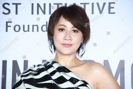 Stock Photo of Carina Lau
