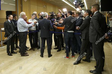 Editorial image of 2019 UEFA Elite Club Coaches Forum, Nyon, Switzerland - 11 Nov 2019