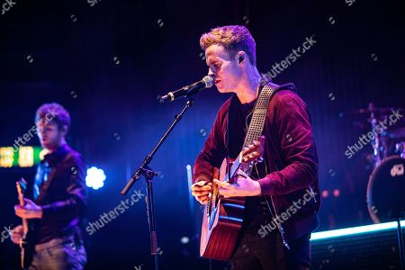 Editorial image of Kodaline in Concert at O2 Guildhall, Southampton, UK - 05 Nov 2019