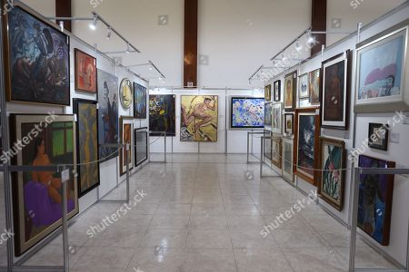 Editorial image of Latin American art auction in Mexico, Mexico City - 11 Nov 2019
