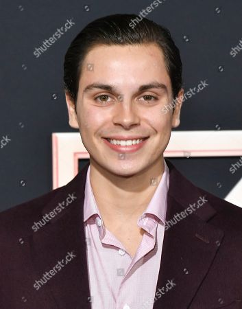 Stock Picture of Jake T Austin