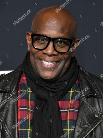 Stock Photo of James Moses Black
