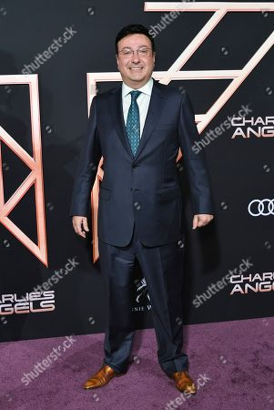 Editorial image of 'Charlie's Angels' film premiere, Arrivals, Regency Village Theatre, Los Angeles, USA - 11 Nov 2019