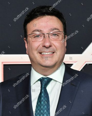 Stock Photo of Evan Spiliotopoulos