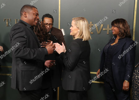 Mekhi Phifer, Ron Cephas Jones, Reese Witherspoon and Nichelle D. Tramble