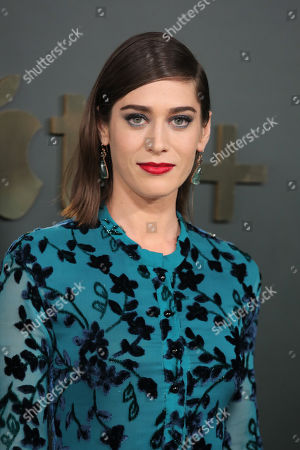 Editorial photo of 'Truth Be Told' TV show premiere, Arrivals, Samuel Goldwyn Theater, Los Angeles, USA - 11 Nov 2019