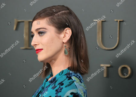 Stock Picture of Lizzy Caplan