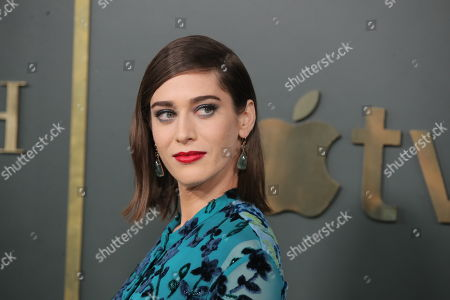 Stock Image of Lizzy Caplan