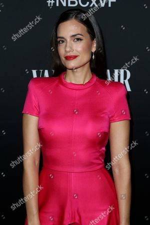 Editorial photo of NBC and Vanity Fair's Celebration of the Season, Arrivals, The Henry, Los Angeles, USA - 11 Nov 2019