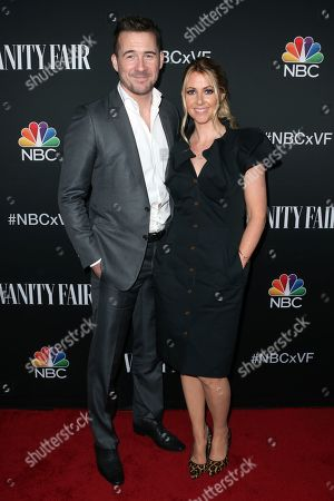 Editorial image of NBC and Vanity Fair's Celebration of the Season, Arrivals, The Henry, Los Angeles, USA - 11 Nov 2019