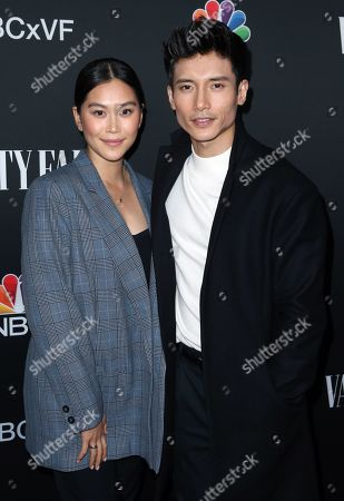 Editorial picture of NBC and Vanity Fair's Celebration of the Season, Arrivals, The Henry, Los Angeles, USA - 11 Nov 2019