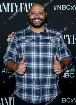 Stock Photo of Colton Dunn