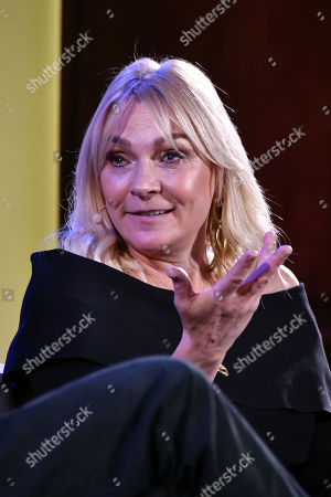 Stock Picture of Helen Fielding
