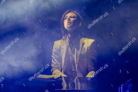 Editorial photo of Sarah Brightman in concert at the Royal Albert Hall, London, UK - 11 Nov 2019