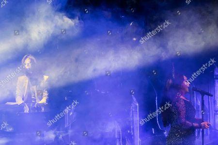 Editorial picture of Sarah Brightman in concert at the Royal Albert Hall, London, UK - 11 Nov 2019