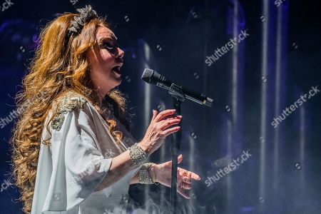 Editorial image of Sarah Brightman in concert at the Royal Albert Hall, London, UK - 11 Nov 2019
