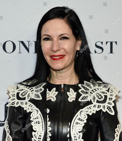 Stock Picture of Jill Kargman attends the Glamour Women of the Year Awards at Alice Tully Hall, in New York