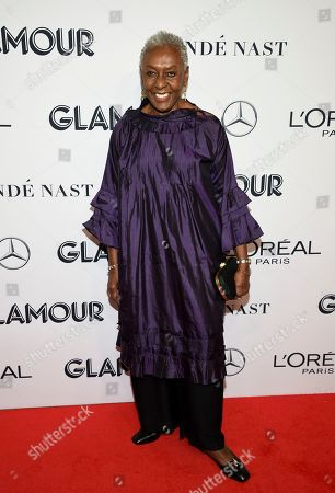 Bethann Hardison attends the Glamour Women of the Year Awards at Alice Tully Hall, in New York