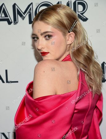 Willow Shields attends the Glamour Women of the Year Awards at Alice Tully Hall, in New York