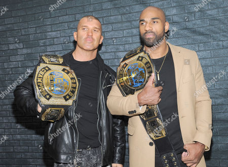 Editorial picture of AEW Full Gear, New York, USA - 09 Nov 2019