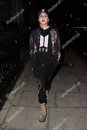 Stock Picture of Oli London
