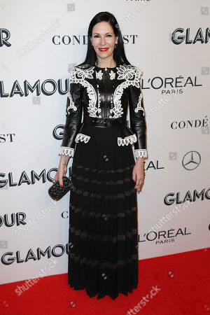 Editorial picture of Glamour Women of the Year 2019 - Red Carpet Arrivals, New York, USA - 11 Nov 2019