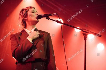 Stock Picture of Cate Le Bon