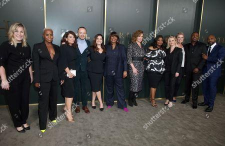 Annabella Sciorra, Elizabeth Perkins, Reese Witherspoon, Nichelle D. Tramble, Octavia Spencer, Aaron Paul, Michael Beach
