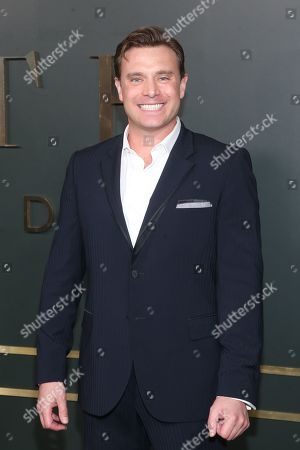 Stock Picture of Billy Miller