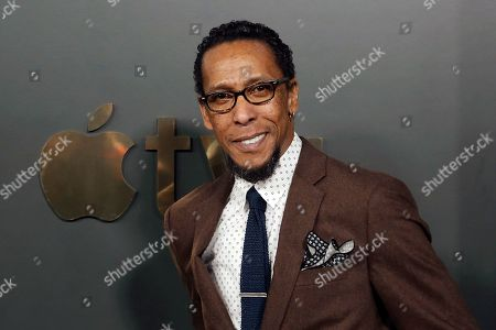 "Ron Cephas Jones attends the LA Premiere of ""Truth Be Told,"" at the Samuel Goldwyn Theater, in Beverly Hills, Calif"