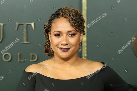 "Editorial image of LA Premiere of ""Truth Be Told"", Beverly Hills, USA - 11 Nov 2019"