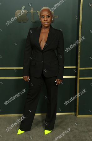 "Haneefah Wood attends the LA Premiere of ""Truth Be Told"" at the Samuel Goldwyn Theater, in Beverly Hills, Calif"