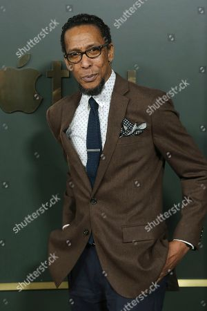 "Ron Cephas Jones attends the LA Premiere of ""Truth Be Told"" at the Samuel Goldwyn Theater, in Beverly Hills, Calif"