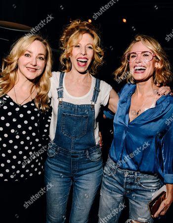 Geneva Carr, Maddie Corman, Julie Bowen