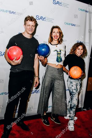 Editorial photo of 8th Annual Paul Rudd All-Star Bowling Benefit for SAY, New York, USA - 11 Nov 2019