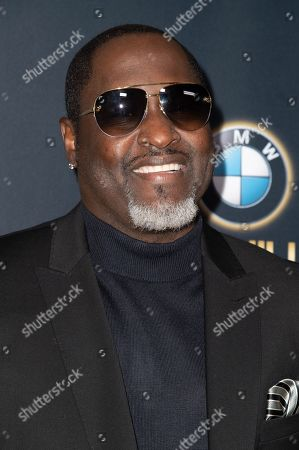 Johnny Gill attends the Ryan Gordy Foundation 60 Years of Motown Celebration at the Waldorf Astoria in Beverly Hills