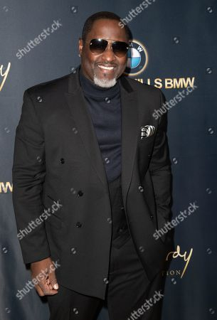 Stock Picture of Johnny Gill attends the Ryan Gordy Foundation 60 Years of Motown Celebration at the Waldorf Astoria in Beverly Hills