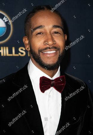 Omarion attends the Ryan Gordy Foundation 60 Years of Motown Celebration at the Waldorf Astoria in Beverly Hills