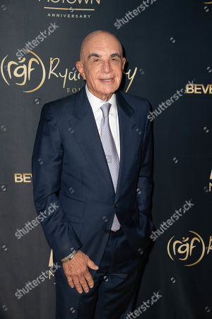 Stock Picture of Robert Shapiro attends the Ryan Gordy Foundation 60 Years of Motown Celebration at the Waldorf Astoria in Beverly Hills