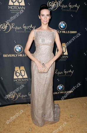Stock Picture of Victoria Summer attends the Ryan Gordy Foundation 60 Years of Motown Celebration at the Waldorf Astoria in Beverly Hills
