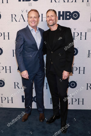 "Robert Greenblatt attends the HBO premiere of ""Very Ralph"" at the Paley Center for Media on in Beverly Hills, Calif"