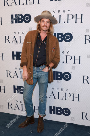 """Nick Fouquet attends the HBO premiere of """"Very Ralph"""" at the Paley Center for Media on in Beverly Hills, Calif"""